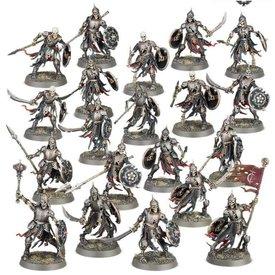 Citadel SOULBLIGHT GRAVELORDS: DEATHRATTLE SKELETONS*DATE DE SORTIE 22 MAI*