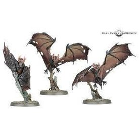 Age of Sigmar SOULBLIGHT GRAVELORDS: FELL BATS