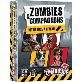CMON ZOMBICIDE - 2E EDITION: KIT DE MISE A JOUR ZOMBIES / COMPAGNONS