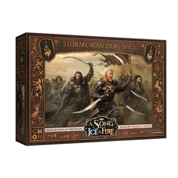 CMON SIF: STORMCROW DERVISHES