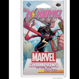 FANTASY FLIGHT Marvel Champions: LCG: Ms. Marvel Hero Pack