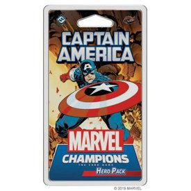 FANTASY FLIGHT Marvel Champions: LCG: Captain America Hero Pack