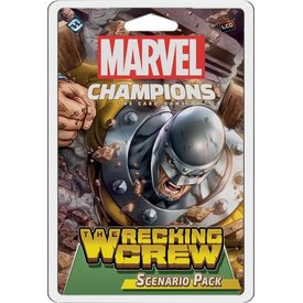 FANTASY FLIGHT Marvel Champions: LCG: Wrecking Crew Scenario
