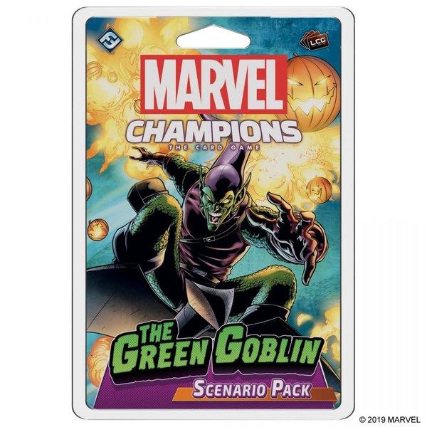 FANTASY FLIGHT Marvel Champions: LCG: The Green Goblin Scenario