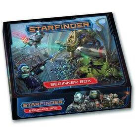 Paizo STARFINDER RPG BEGINNER BOX
