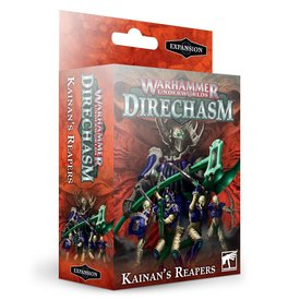 Warhammer Underworlds WH UNDERWORLDS: KAINAN'S REAPERS (ENG)