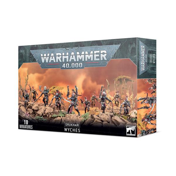 Warhammer 40k DRUKHARI WYCHES