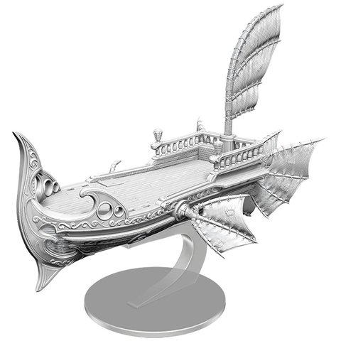 DND UNPAINTED MINIS SKYCOACH