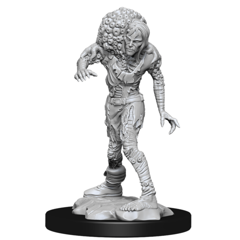 DND UNPAINTED MINIS DROWNED ASSASSIN/ASETIC