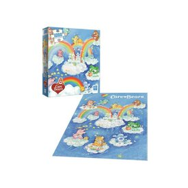 Usaopoly Puzzle 1000 - Care Bears Care-a-Lot
