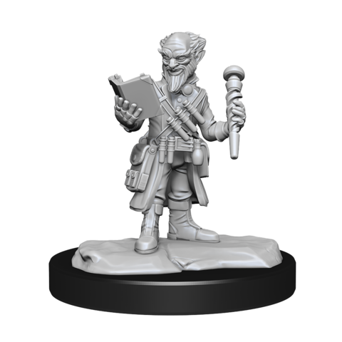 DND UNPAINTED MINIS GNOME ARTIFICER MALE