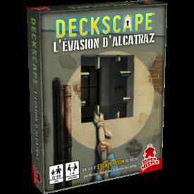 Super Meeple DECKSCAPE 7: L'ÉVASION D'ALCATRAZ (FR)