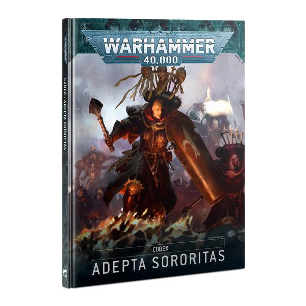 Warhammer 40k CODEX: ADEPTA SORORITAS (HB) (ENGLISH)
