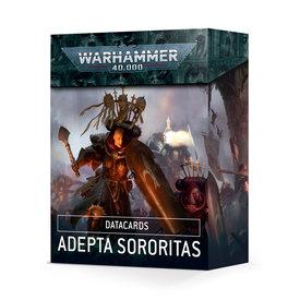 Citadel DATACARDS: ADEPTA SORORITAS (ENGLISH)
