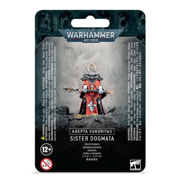 Warhammer 40k ADEPTA SORORITAS: SISTER DOGMATA