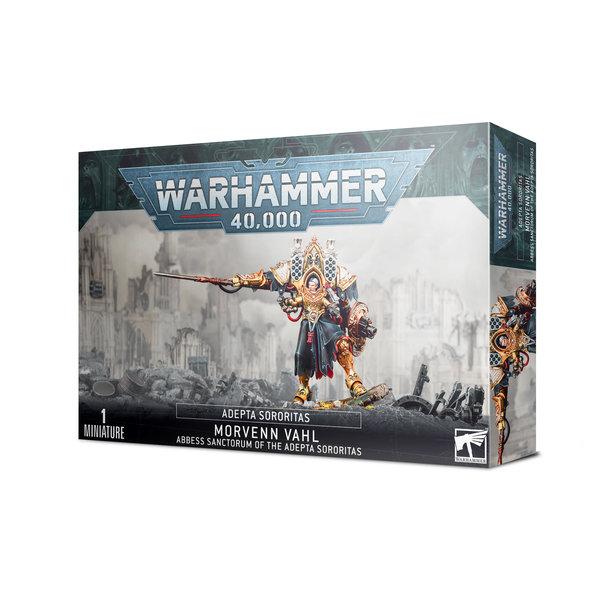 Warhammer 40k ADEPTAS SORORITAS: MORVENN VAHL ABBESS SANCTORUM