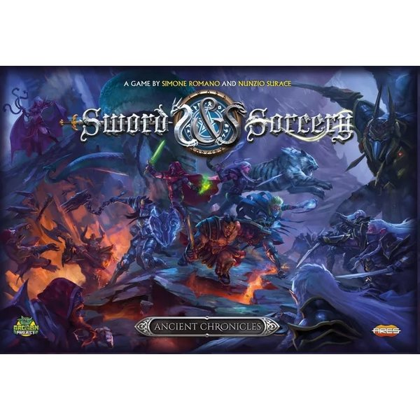 Ares SWORD AND SORCERY ANCIENT CHRONICLES