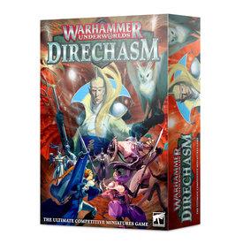 Warhammer Underworlds WH UNDERWORLDS: DIRECHASM (ENGLISH)