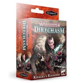 Warhammer Underworlds WH UNDERWORLDS: KHAGRA'S RAVAGERS (ENG)