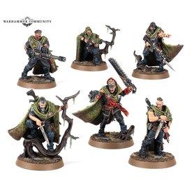 Warhammer 40k ASTRA MILITARUM: GAUNT'S GHOSTS