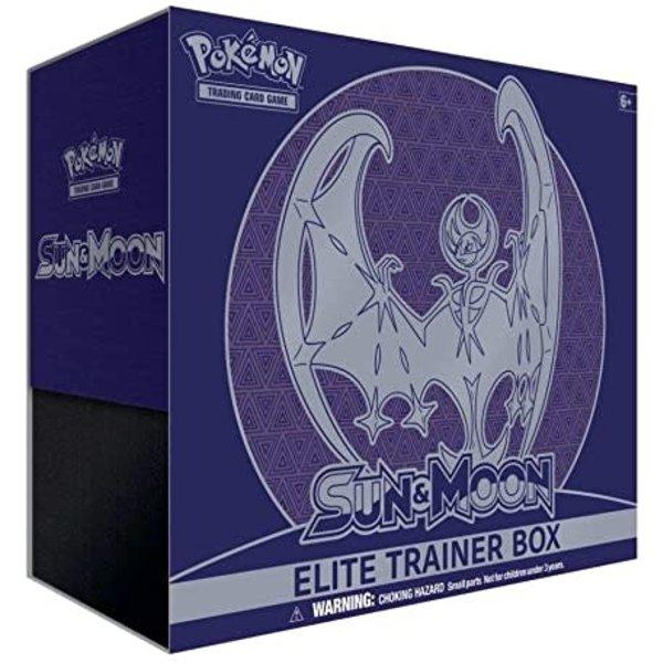 POKEMON Elite Trainer Box - Sun & Moon - Lunala