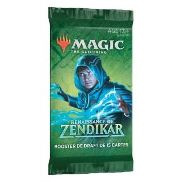 Wizards of the Coast MTG RENAISSANCE DE ZENDIKAR BOOSTER PACK (FR)