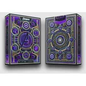 Theory 11 Playing Cards - Avengers - Cartes à Jouer