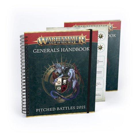 GENERAL'S HANDBOOK: PITCHED BATTLES 2021 (FR)