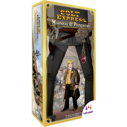Colt Express – Marshal & Prisonniers (FR)
