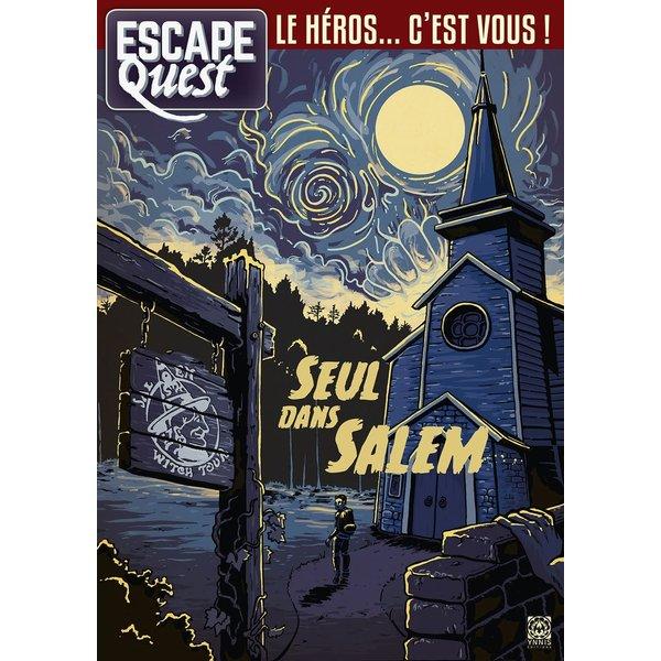 Ynnis Escape Quest 3 – Seul dans Salem