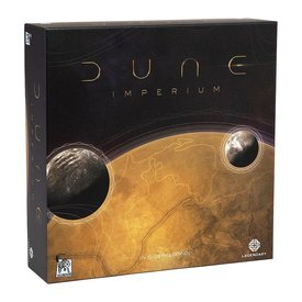 LUCKY DUCK GAMES Dune: Imperium (FR)