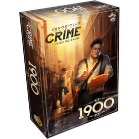 LUCKY DUCK GAMES Chronicles of Crime : 1900 (FR)