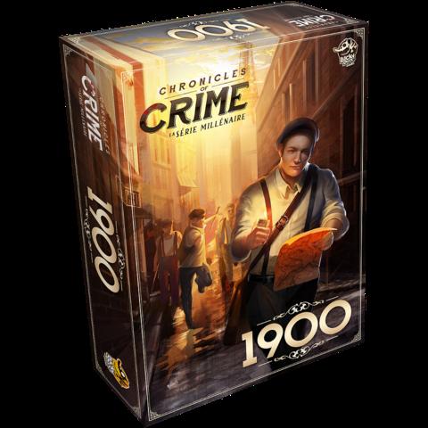 Chronicles of Crime : 1900 (FR)