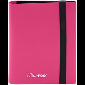 Ultra Pro UP BINDER PRO ECLIPSE 4PKT HOT PINK