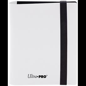 Ultra Pro UP BINDER PRO ECLIPSE 4PKT ARCTIC WHITE