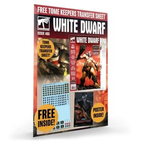 White Dwarf White Dwarf 465 (EN)
