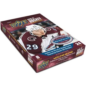 Upper Deck UD EXTENDED HOCKEY 20/21 BOX