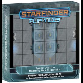 Paizo STARFINDER FLIP-TILES: SPACE STATION DOCKING EXP