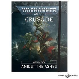 Warhammer 40k AMIDST THE ASHES CRUSADE PACK (ENG)