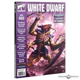 White Dwarf WHITE DWARF 466 (ENG)