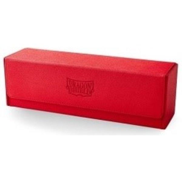 Arcane Tinmen DRAGON SHIELD NEST 500 MAGIC CARPET RED/BLACK