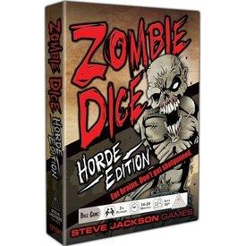 Steve Jackson Games ZOMBIE DICE HORDE EDITION (EN)