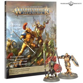 Age of Sigmar GETTING STARTED WITH AGE OF SIGMAR (FRE)