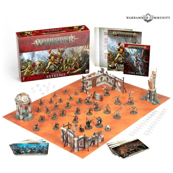 Age of Sigmar AGE OF SIGMAR: EXTREMIS (FR)