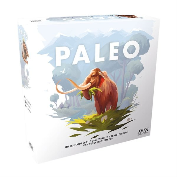 Z-MAN GAMES PALEO (FR)