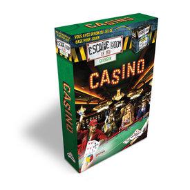 Identity Games Casino (Extension) - Escape Room