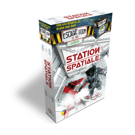 Identity Games Station spatiale (Extension) - Escape Room