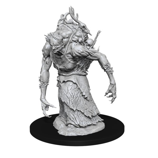 WIZKIDS Related Products DND UNPAINTED MINIS WV15 ANNIS HAG