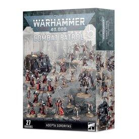 Warhammer 40k COMBAT PATROL: ADEPTA SORORITAS *DATE DE SORTIE 7 AOÛT*