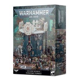 Warhammer 40k BATTLEZONE MECHANICUS FERRATONIC FURNACE